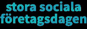 stora sociala företagsdagen logo